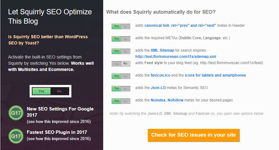 optimize your blog