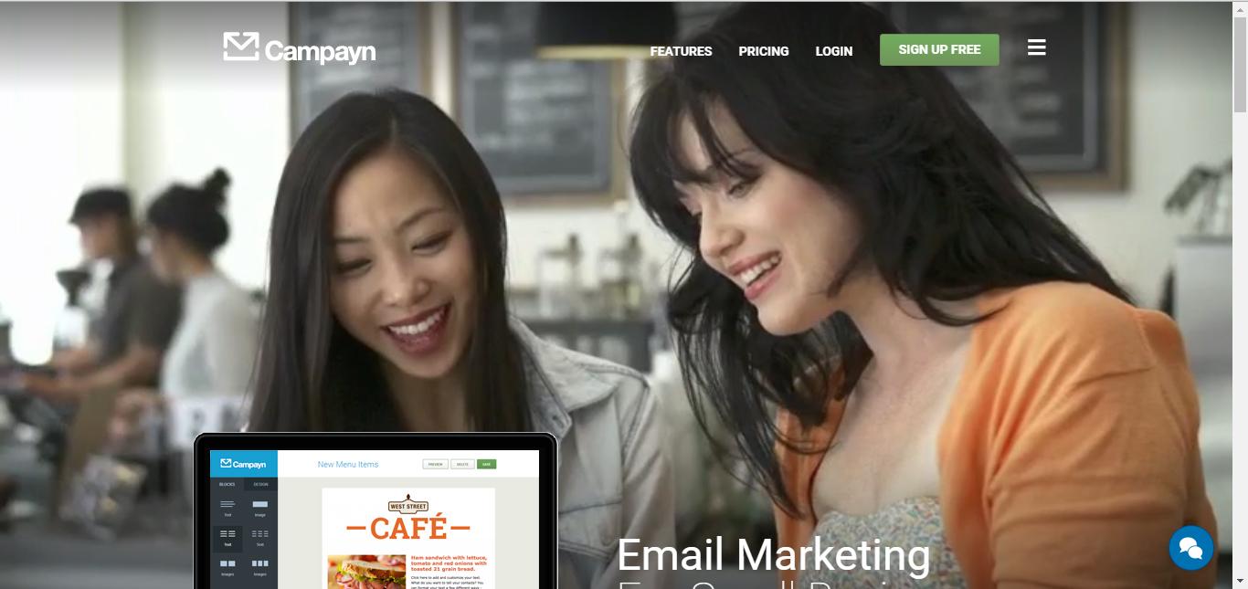 campayn - startup tools list