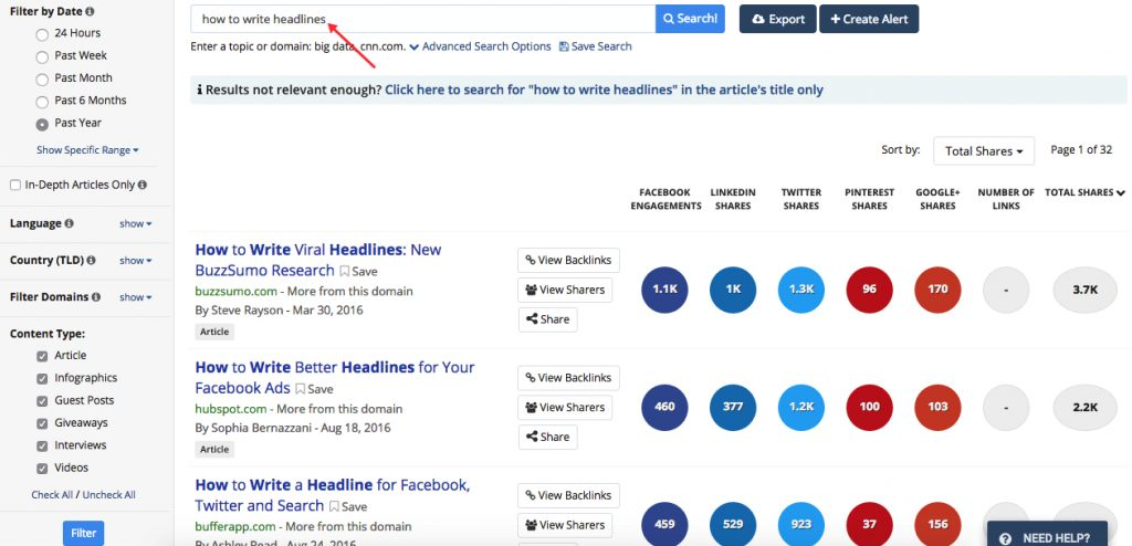 How to write headlines customers problems