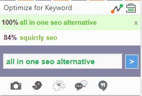 all in one seo alternative