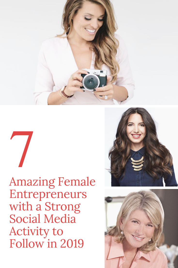 amazing female entrepreneurs