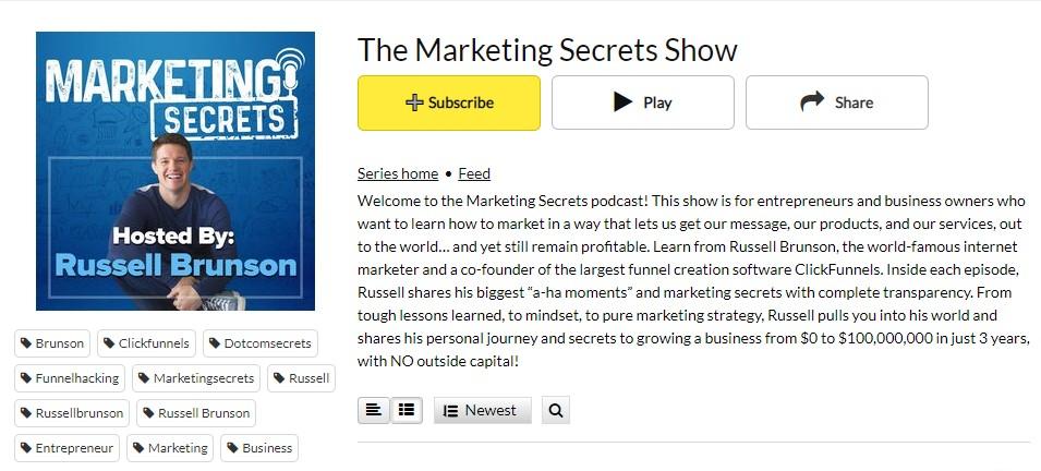 digital marketing skillset