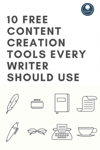 10 Free Content Creation Tools Every Writer Should Use
